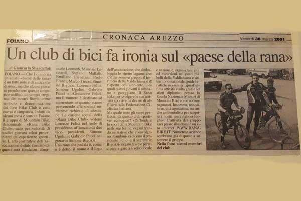 BikeProjectFoiano 1
